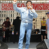 Chubby Checker Celebrates 50 Years of Twist, City Hall Phila, Pa