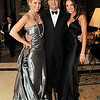 Kristen Foote, Alan Domb and Lauren O'Dorisio in Black Tie. Black Tie is a definition of dress code. Although it may vary, in simplest terms men wear a black bow tie and tuxedo, women wear a formal dress.