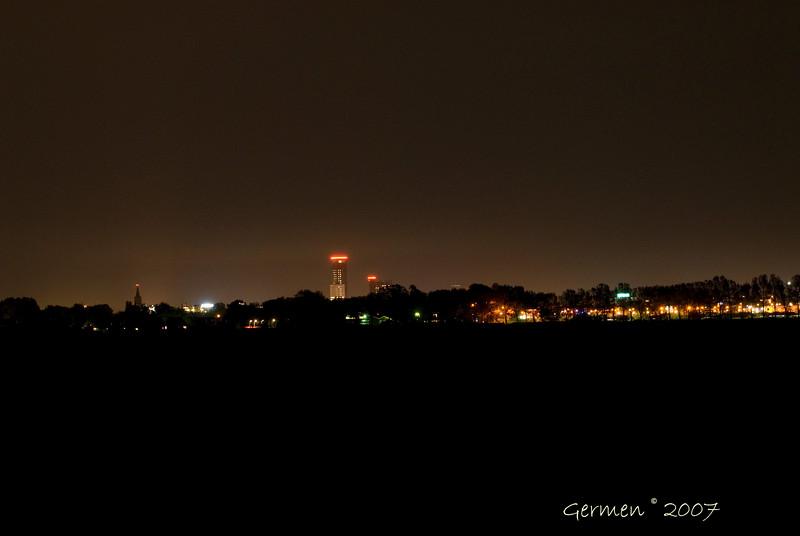 Leeuwarden @ night