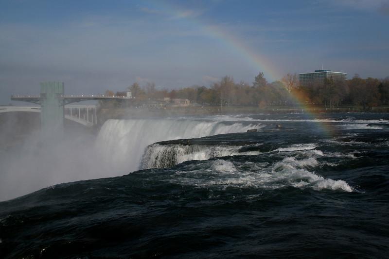 11-24-07 Niagara Falls Rainbow