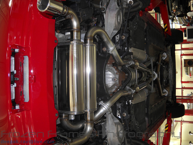 ...improved airflow promises HP gains, and mileage gains are also expected!