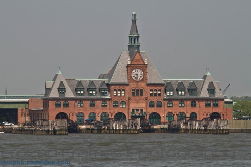 New Jersey Railroad Terminal