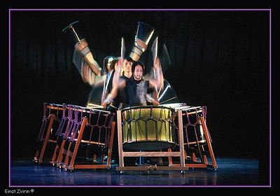 Drummotion Tao Drummers
