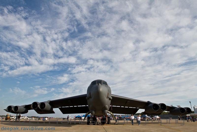 B-52H Stratofortress