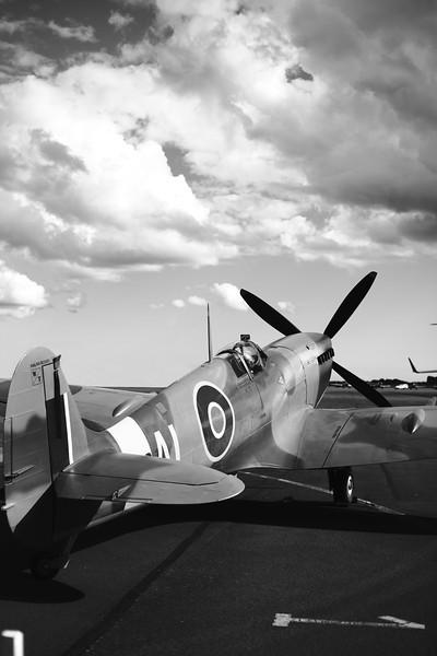 Spitfire? Ohakea Airshow 75th Anniversary