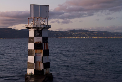 Shelley Bay Lighthouse - Wellington City