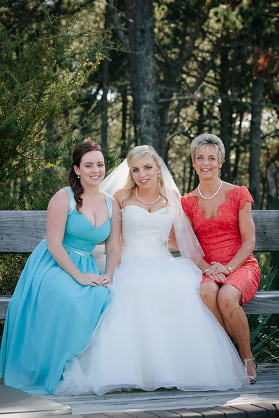 Red, White and Blue wedding dresses