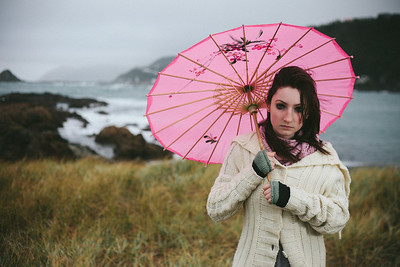Fashion Shoot (Wellington Coast)