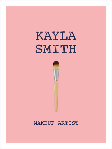 Kayla Smith - Promotional Flyer