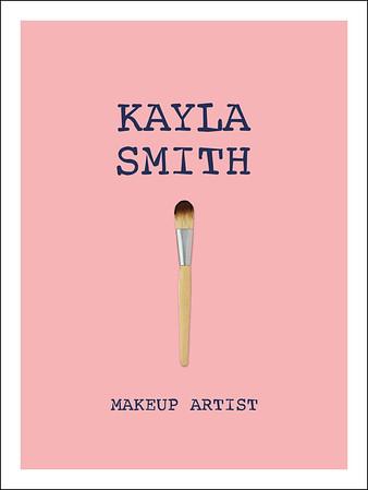 Kayla Smith - Promotional Flyer