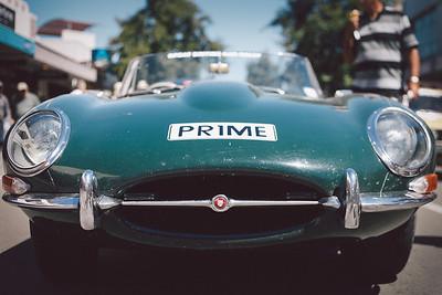 Prime Baby! - Jaguar E-Type V12