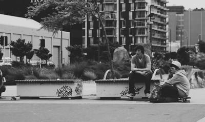 Tired and Bruised @ Waitangi Park