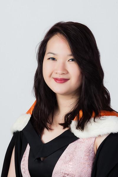 Lisa - Graduation Portrait