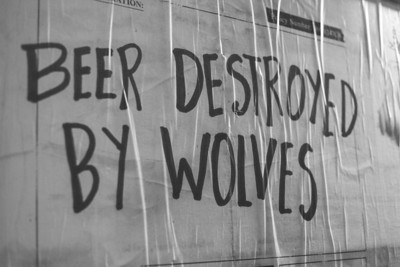 Destroyed by Wolves