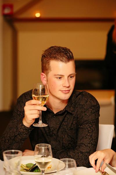 A glass sir