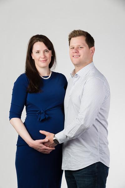 Suzanne & Hayden - Maternity Portraits