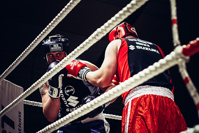 NZ Police vs NZ Fire (Charity Boxing Match)