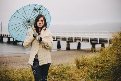 Fashion Shoot @ Seatoun Wharf