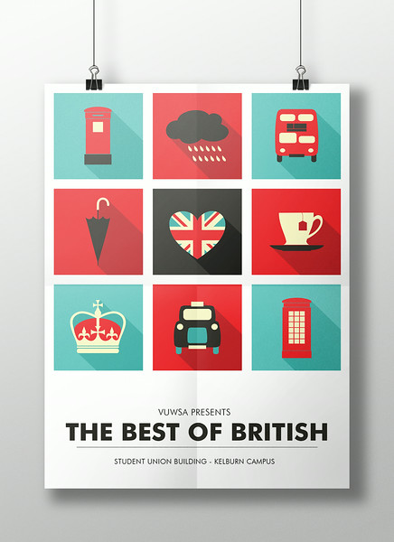 The Best of British (Dinner Party)