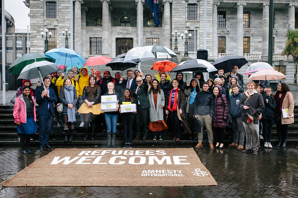 Amnesty International - Refugee Petition