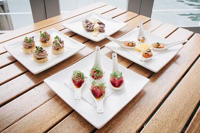 Lunch PerspectiveRama - Dockside Restaurant, Queens Wharf