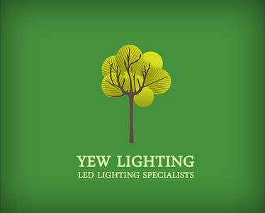 Yewdo Lighting - Logo Design