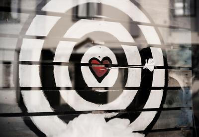 Cupid strikes again :)