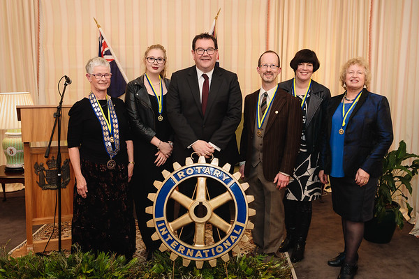 Rotary International Wellington
