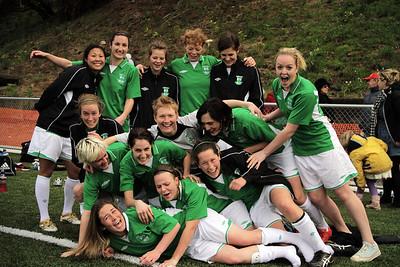 Women's Central League - Team Photo
