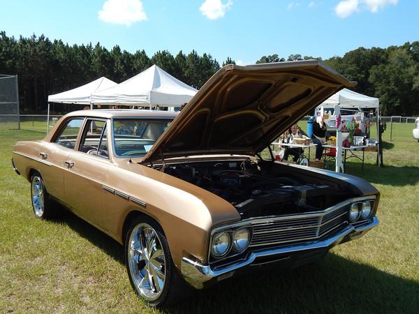 Shriner's Car Show