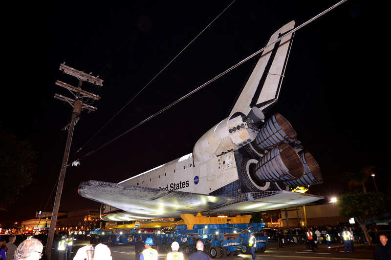Space Shuttle Endeavour 006