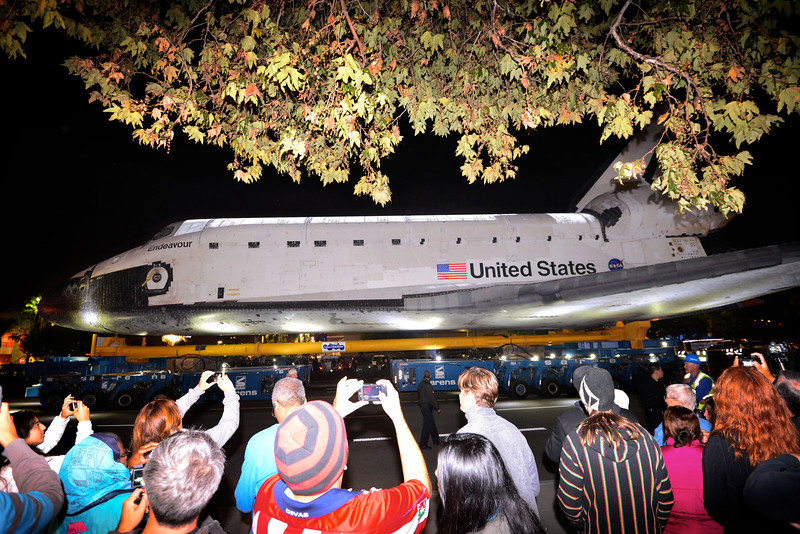 Space Shuttle Endeavour 005