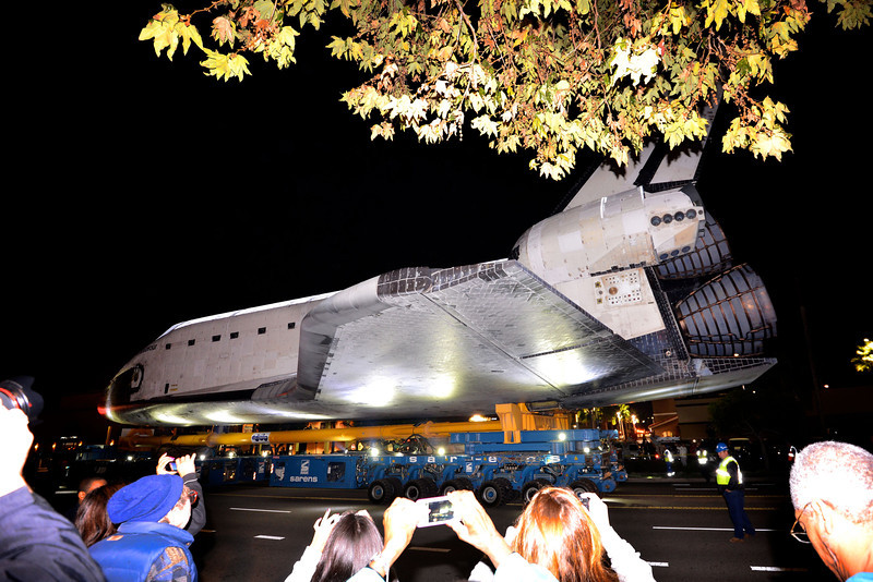 Space Shuttle Endeavour 001
