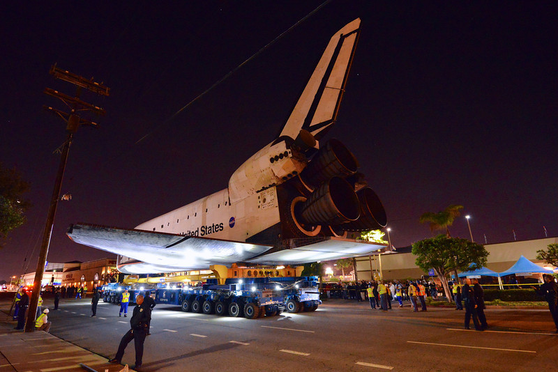 Space Shuttle Endeavour 007