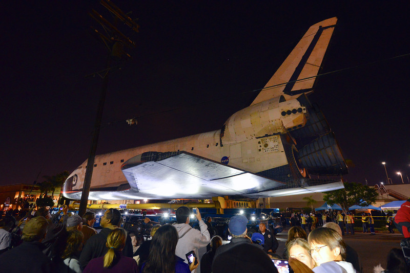 Space Shuttle Endeavour 008
