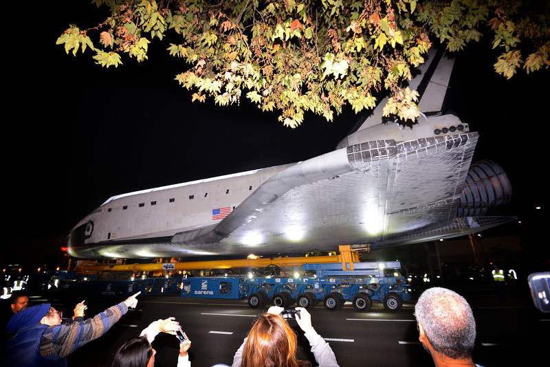 Space Shuttle Endeavour 003