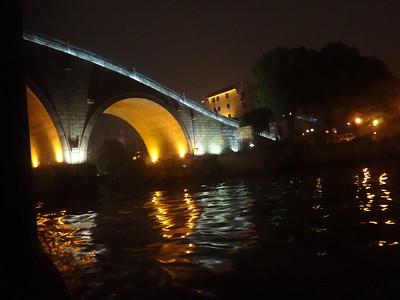 Shuzou night boat tour