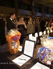 The 25th Annual Leukemia Ball brings a massive silent auction of more than 750 selections from cakes to cars to the Walter E. Washington Convention Center in Washington, DCIn addition to the auction, the evening included dinner, comedy by Sinbad, and music by Foreigner.    (James R. Brantley)