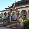 Old temple in Siem Reap (not as old as Angkor)