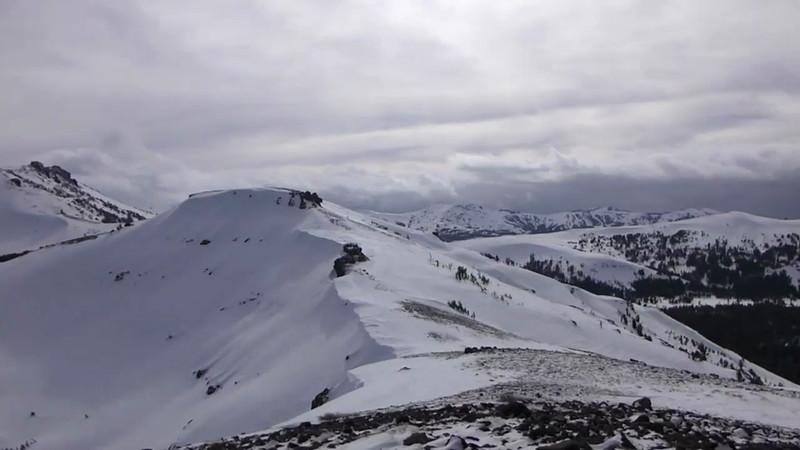Sierra Club Carson Pass 3-23 to 3-24, 2013