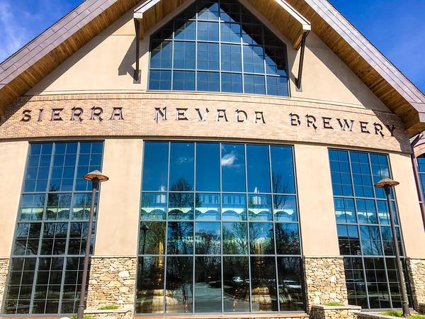 Sierra Nevada Brewery Tour