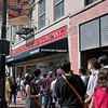 American Apparel Front of Line