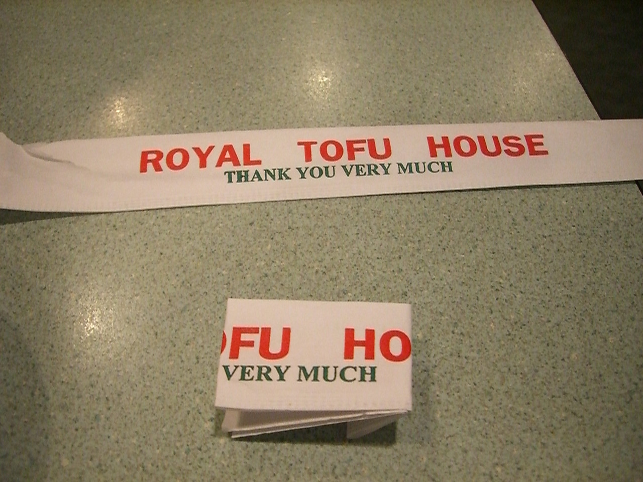 2006 05 30 Tue - Royal To F U Ho Use Thank You Very Much - Combined