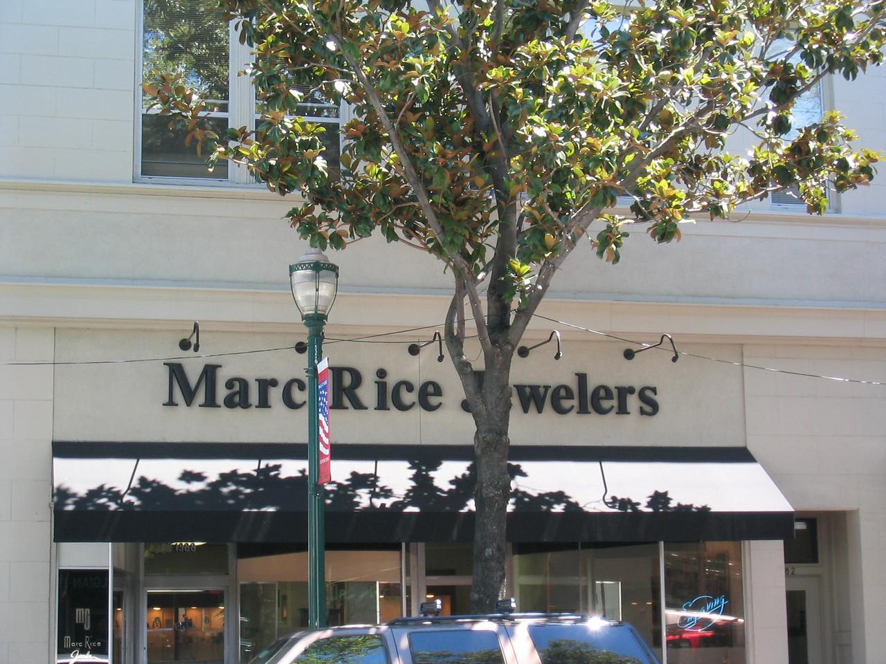 2003 08 08, Friday - Marc Rice Jewelers