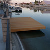 The Trex boat dock