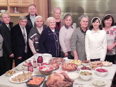 """2012-11-18 Группа  """"Серебрянные годы"""""""