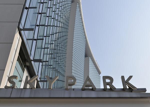 Sky Park, MBS, Singapore