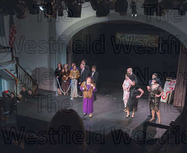 """""""Singin' in the Rain"""" by Westfield Theater Group April 13, 2018"""