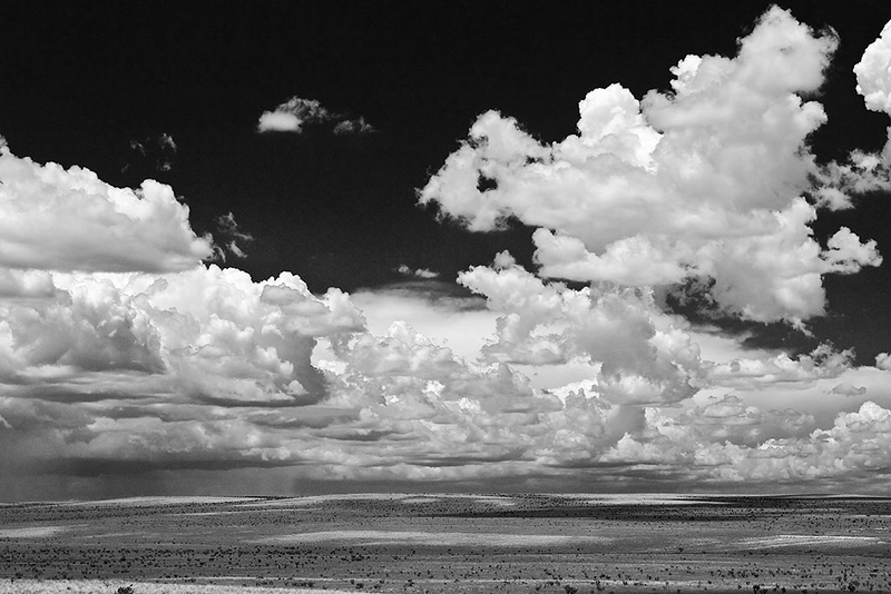 New Mexico Ranch Sky<br /> ©2008 Peter Aldrich