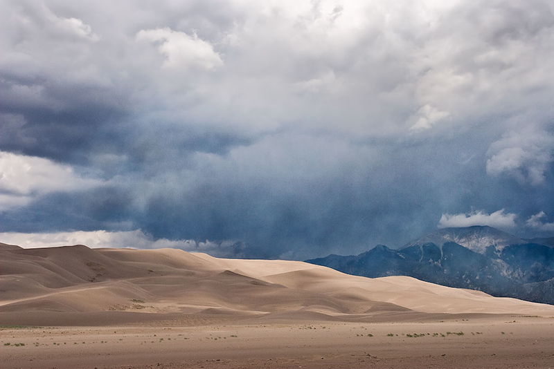 Great Sand Dunes NP<br /> ©2010 Peter Aldrich